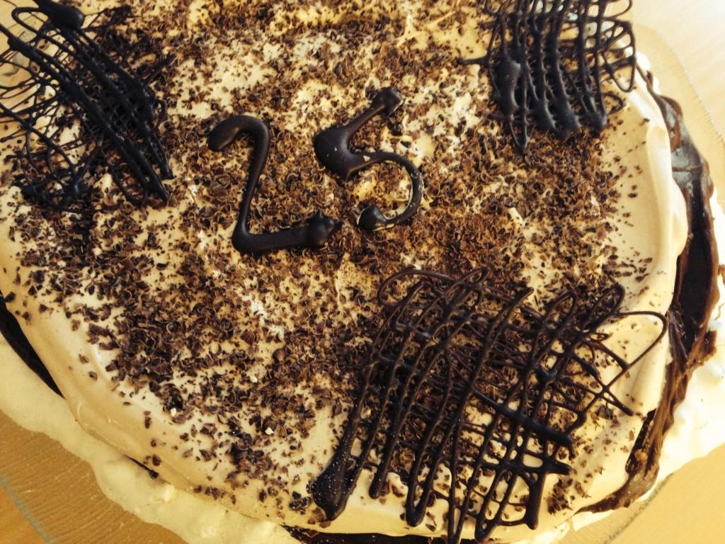Dags för tårta! Pollytårta/Pollycake