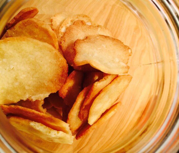 Skurna citron och ingefärskakor, lemon and ginger cookies