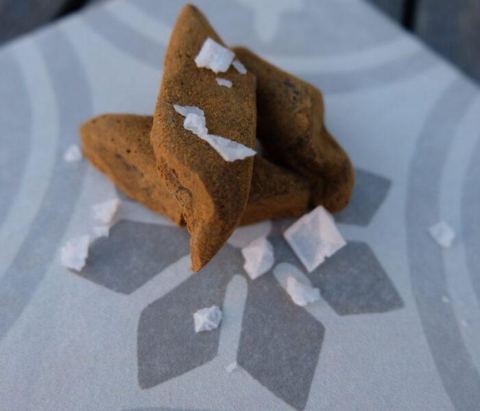 Chokladkola med smak av lakrits